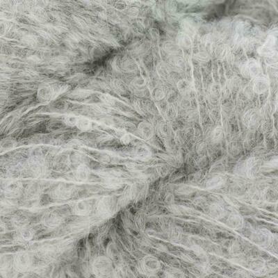 Alpaka Boucle (0025/Серебряный браслет)