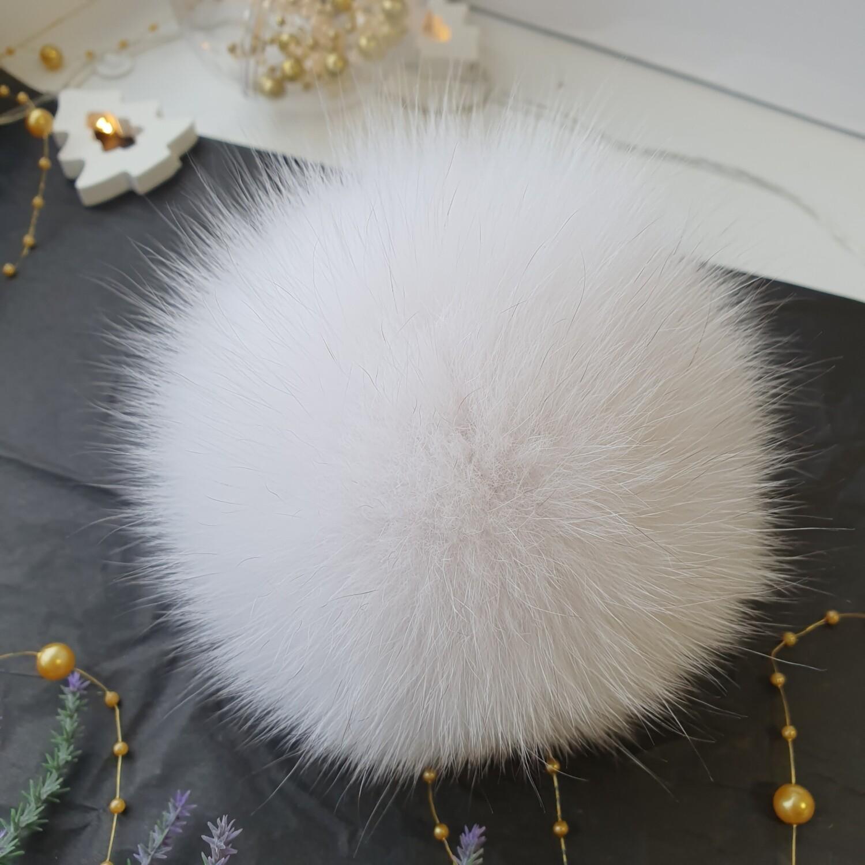 Финский песец (белый) 14см