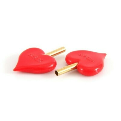Наконечник для лески в виде фирменного сердечка ADDICLICK-HEARTSTOPPER