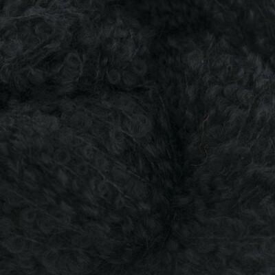 Alpaka Boucle (0005/Угольный черный)