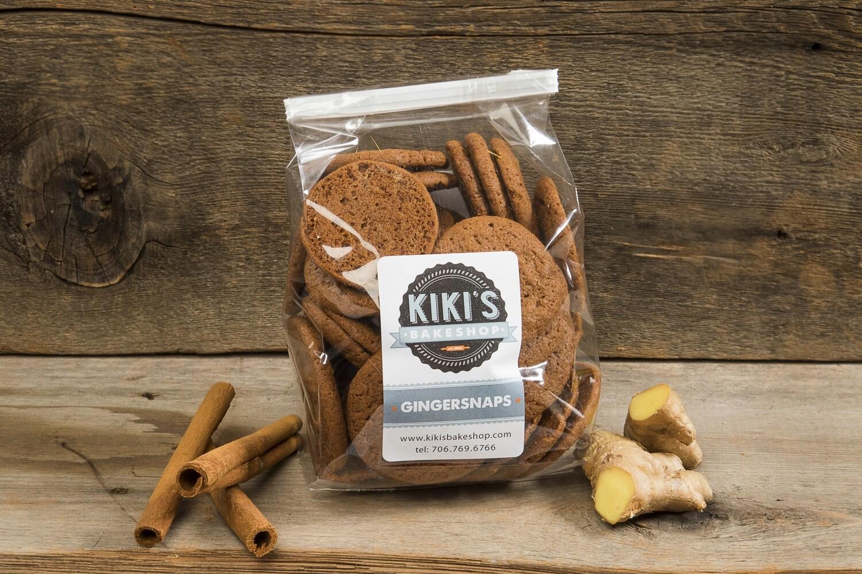 Kiki's Ginger Snaps