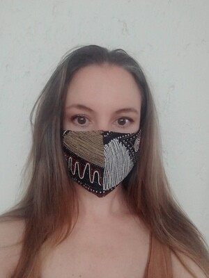 Stylish & exclusive protective face mask