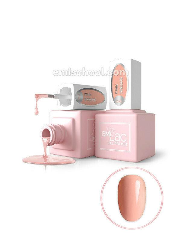 E.MiLac La Muse- Pink Dreams #236 9 ml.