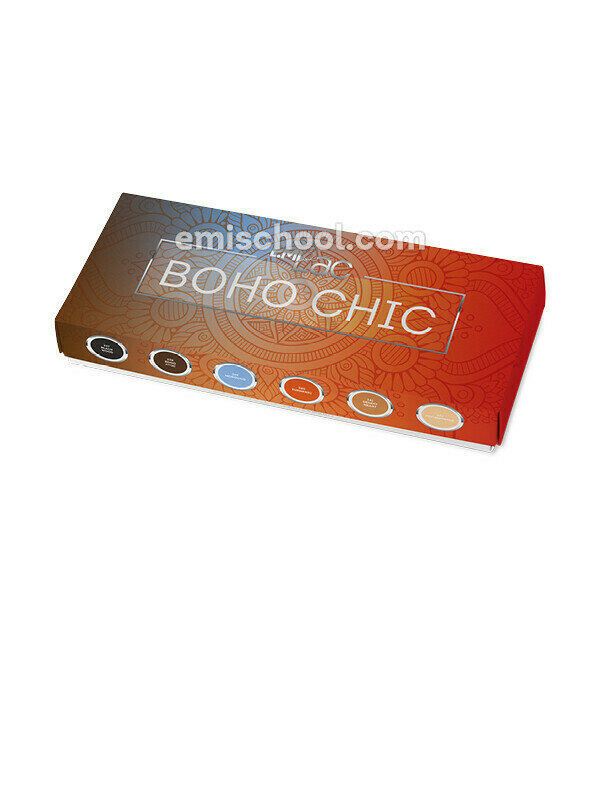 Boho Chic E.MiLac Set, 6 ml.
