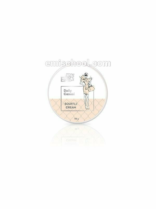 Hand and Body Cream Souffle- Daily Casual, 50/200 ml.