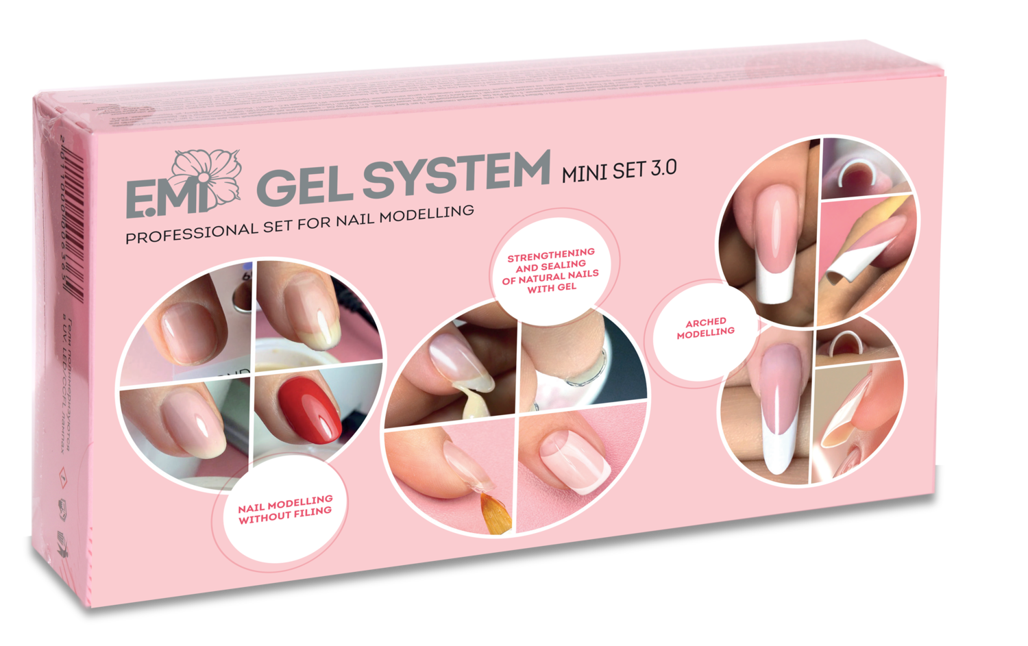 E.Mi Gel System Mini Set 3.0