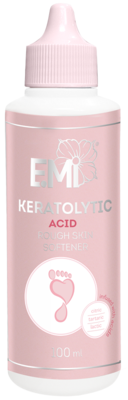Acid-Based Keratolytic Softener for Rough Skin, 100 ml