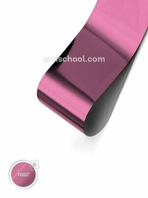 Glossy Foil- Pink