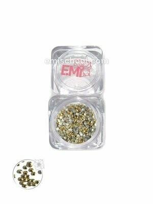 Nail Studs- Gold, 1000 Pcs