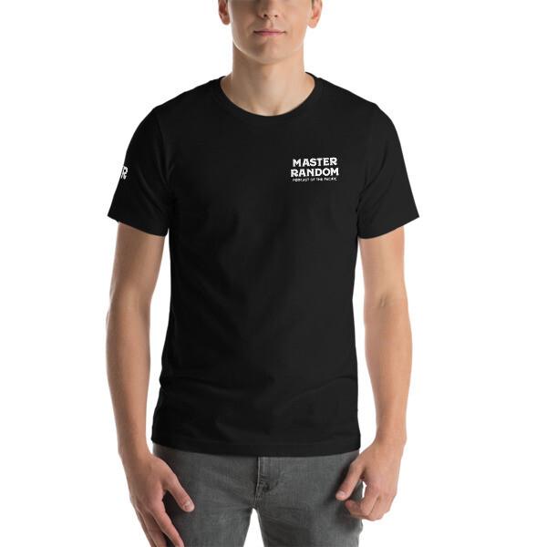 Master Random Black Brain T-Shirt