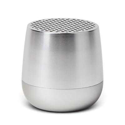 Mino Speaker - Polished Aluminium