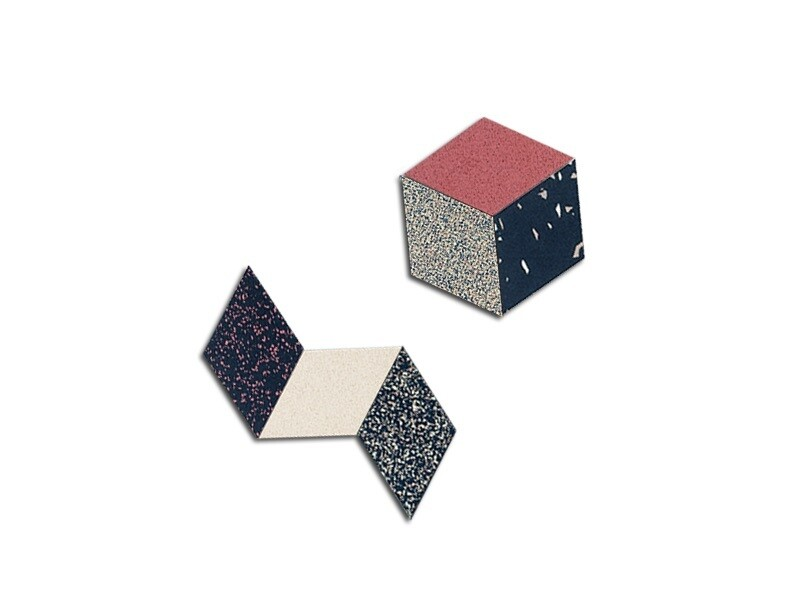 Rhombus Table Trivets - Desert - 6 pack
