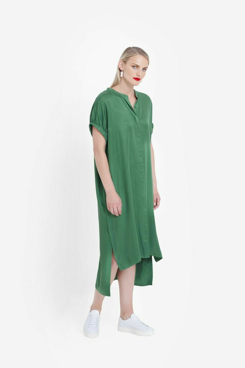 Lesja Dress - Spinach