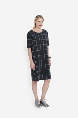 Trige Dress - Black