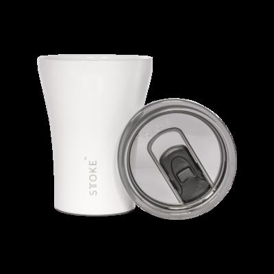 Coffee Cup - Angel White - Gloss