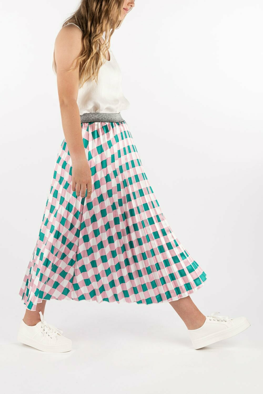Pleated Skirt - Sandra Dee - One Size