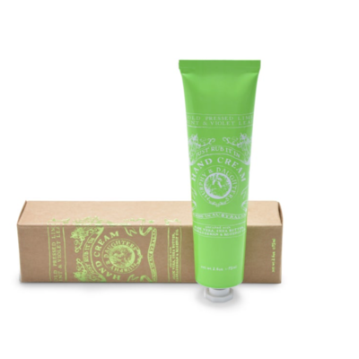 Hand Cream - Cold Pressed Lime, Mint and Violet