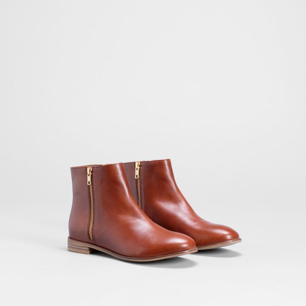 Freja Boot - Tan