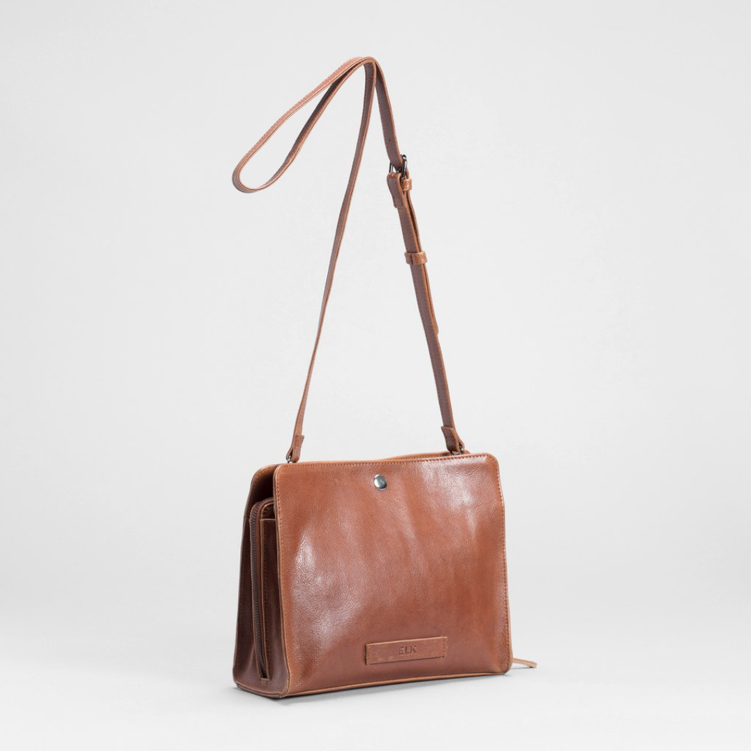 Edda Small Bag - Tan