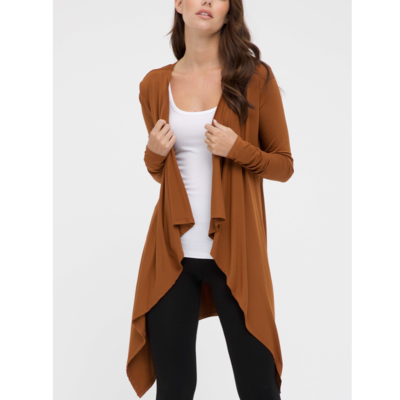Waterfall Cardigan - Ginger