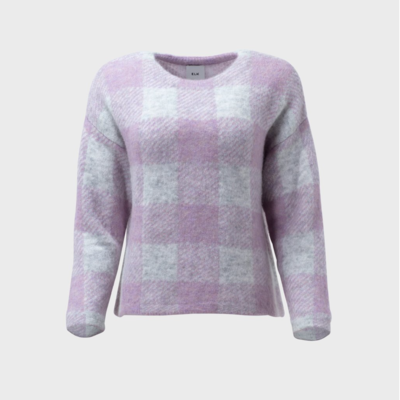 Jelica Knit Sweater - Lilac