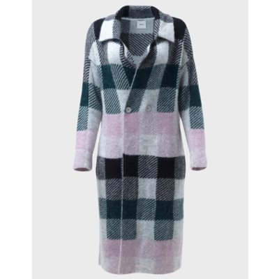 Jelica Knit Coat - Multi