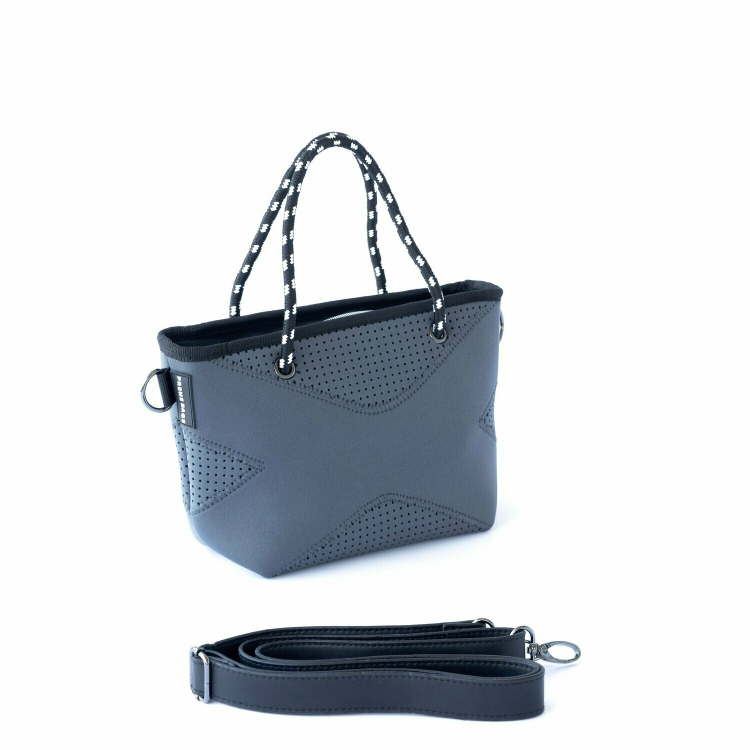 XXS The X Bag - Charcoal