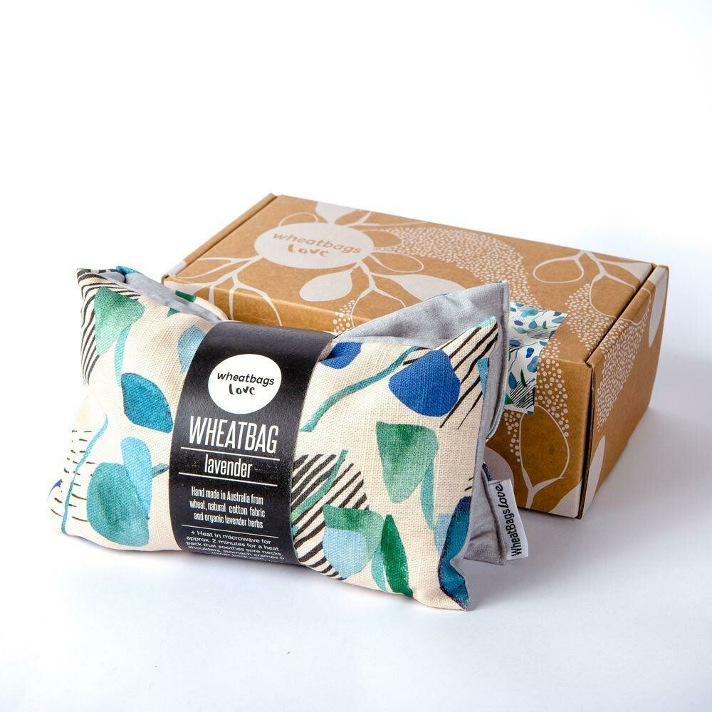Wheatbag - Lavender - Daintree Teal