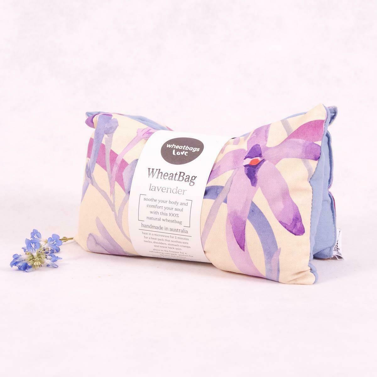 Wheatbag - Lavender - Bush Orchid