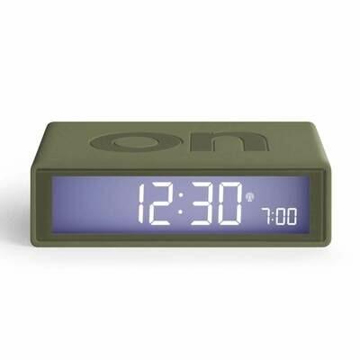 Flip Clock - Khaki