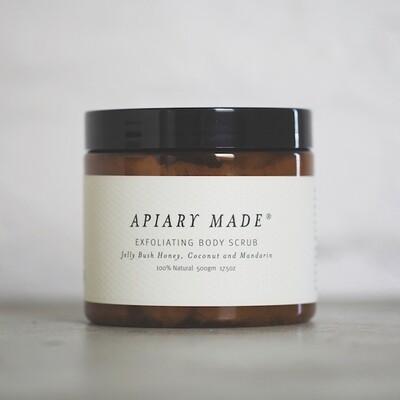 Honey, Coconut & Mandarin Body Scrub