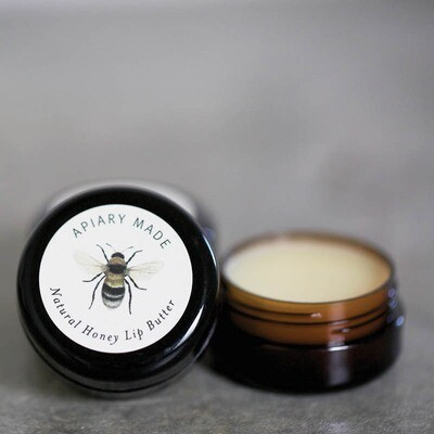 Natural Honey Lip Butter