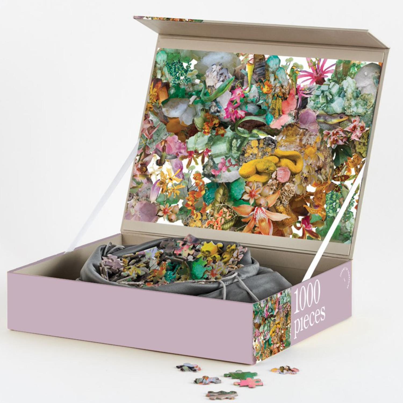 1000 Piece Puzzle - Flora +