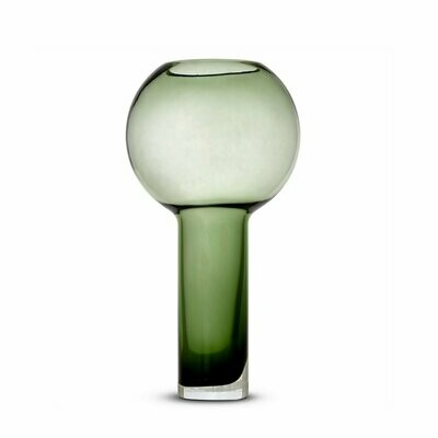 Ballon Vase - Green - Large (Aval. for Local Drop Off Only)