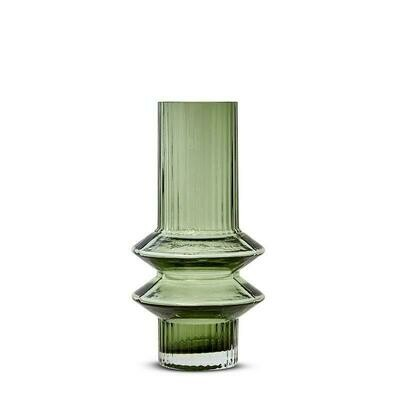Memphis Vase - Green - Small (Aval. for Local Drop Off Only)