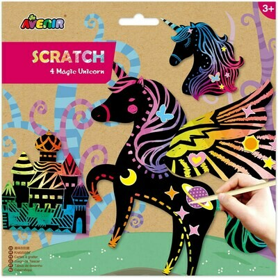 Sratch - Magic Unicorn