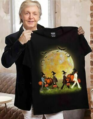 Halloween Walking Moon shirt, Road killer walking dead t shirt, halloween horror movies stars shirt, Halloween party shirt, guys from the hell tees, Gray t shirt, Happy Halloweenie Skeleton Walking