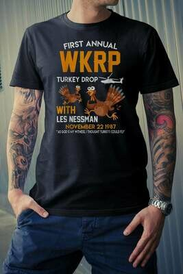 Funny Wkrp turkey drop Thanksgiving Gift For Men Women Shirt,Thanksgiving Day Turkey Funny T shirt Gift,First Annual Wkrp Turkey Drop Shirt, First anual, Wkrp Turkey, Turkey Drop, Funny Turkey tee