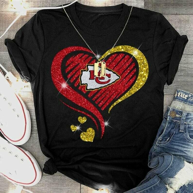 Love Kansas City Chiefs Super Bowl 54 2020 LIV Champions February 2 2020 Miami Mahomes NFL Football Team Dad Mon Kid Fan Gift T-Shirt, Kansas City Chiefs, Funny Football gift, Football life shirt, F