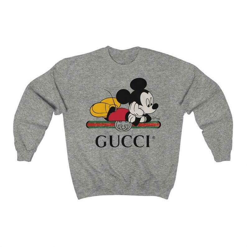 Gucci & Disney Inspired printable graphic art Mickey Mouse Laying Down on the logo  Gucci Belt, ucci Belt tshirt, Gucci tee, Gucci t shirt, Gucci tshirt, Gucci shirt, Gucci inspired, Gucci Logo tee