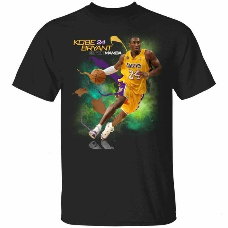Los Angeles Lakers thank you Kobe Bryant 1978 2020 legends never die signature 8 24 Kobe Bryant Lakers NBA memories Fans T Shirt