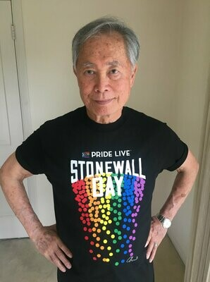 Pride live stonewall day shirt