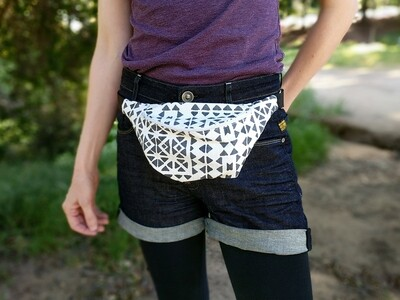 Tribal Santiago Fanny Pack