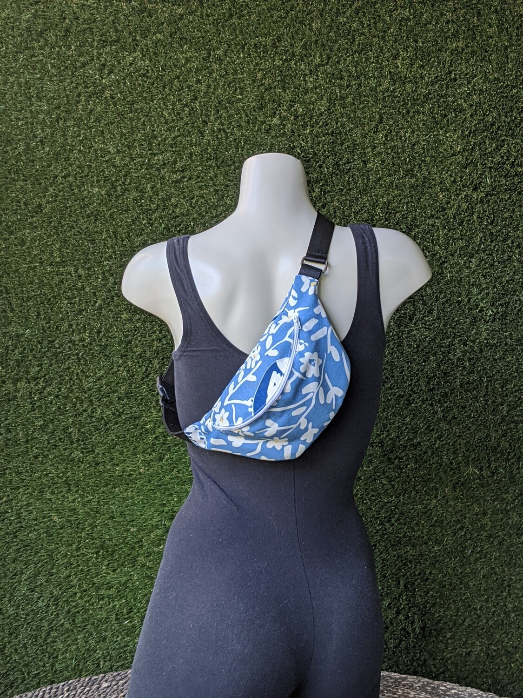 Blue Bird Fanny Pack