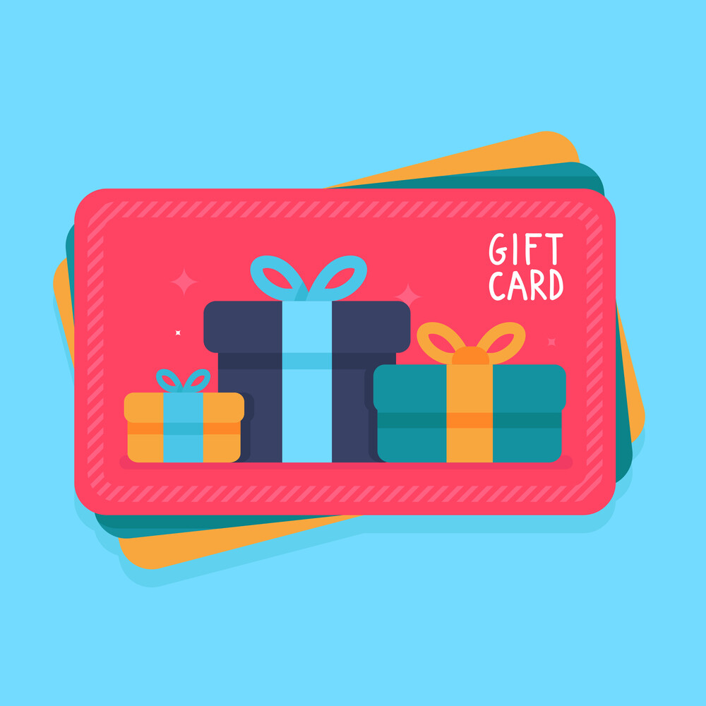 Papillon Papeterie Gift cards