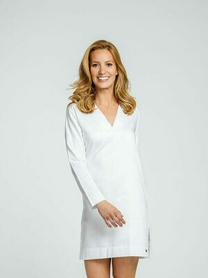 Royal Highney 400 Pima Cotton Ladies PJ Tunic