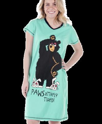 Lazy Ones Pawsitivley  Sleepshirt