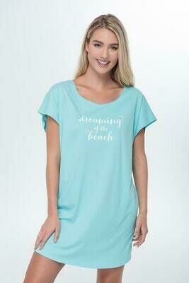 Dreaming of the Beach Sleepshirt