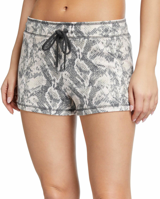 PJ Salvage Snakeskin Pajama Short Size S - XL