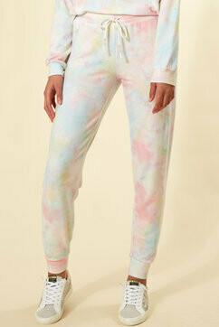 PJ Salvage Womens Tie Dye PJ Loungewear Jogger Pants  Size XL    Only 3 left